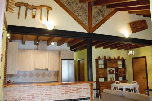 2 - Salón-cocina